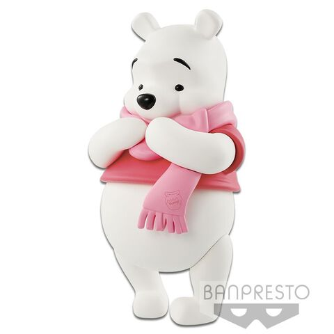 Figurine Supreme Collection - Winnie l'Ourson - Winnie Version Blanche