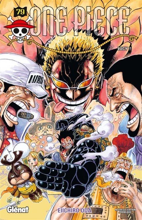 Manga - One Piece - Edition Originale - Tome 79