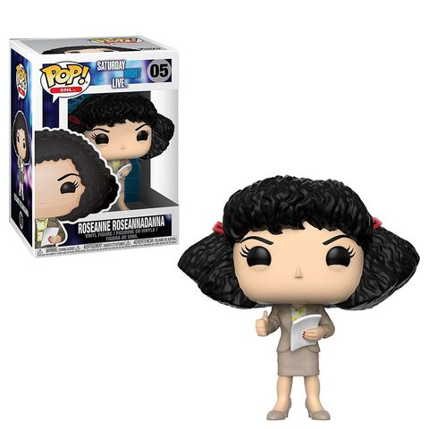 Figurine Funko Pop! N°05 - Snl - Roseanne Roseannadanna