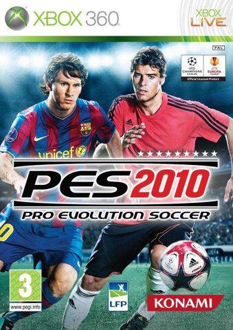 Pro Evolution Soccer 2010 (pes)