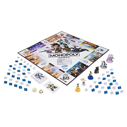 Monopoly - Overwatch