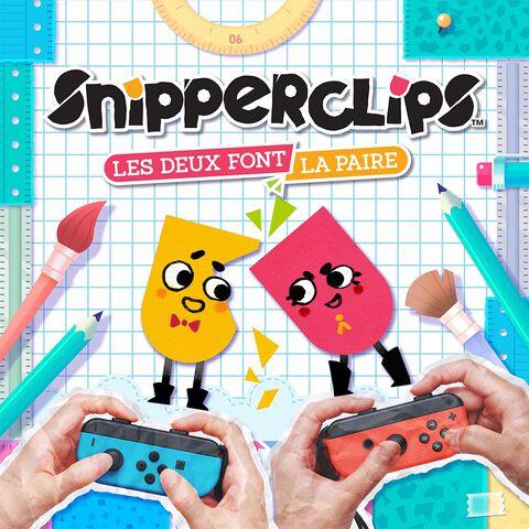 Snipperclips : Les deux font la paire - Pack Plus - Version digitale