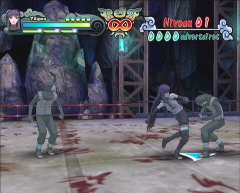 Naruto, Clash Of Ninja Revolution 2