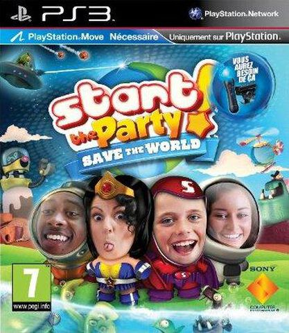 Start The Party ! Save The World (move)
