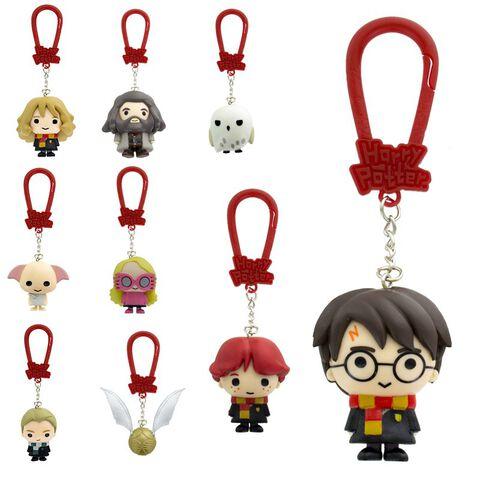 Porte-clés - Harry Potter - Figurines Assortiment 5 cm