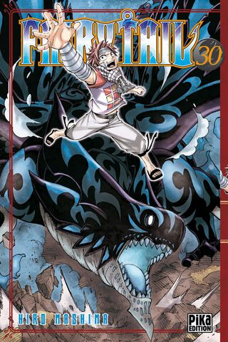 Manga - Fairy Tail - Tome 30