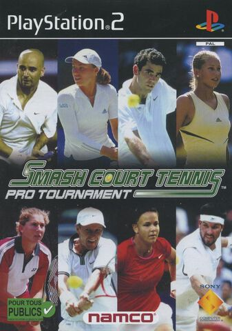 Smash Court Tennis Pro Tour.
