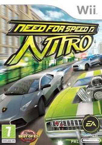 Need For Speed, Nitro Petit Prix