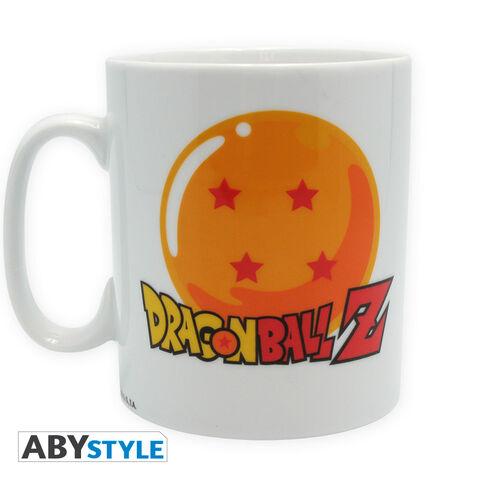 Mug - Dragon Ball - Dbz/ Shenron - 460 Ml