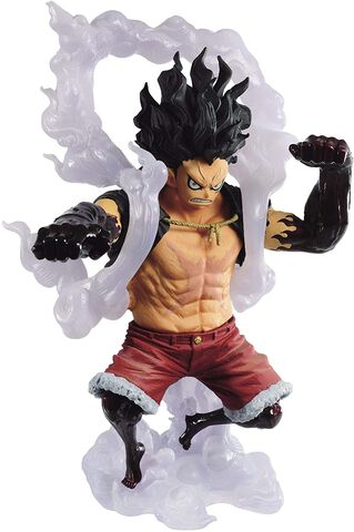 Figurine - One Piece - King of Artist The Monkey. D. Luffy Gear 4 - Special - (version B).