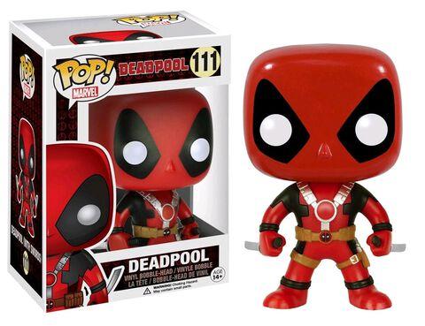 Figurine Funko Pop! N°111 - Deadpool - Deadpool avec deux épées