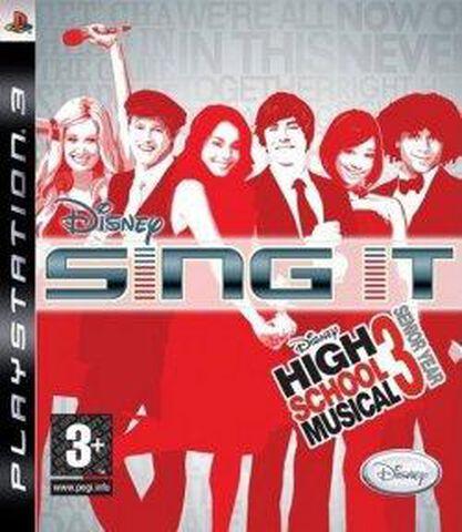 High School Musical 3, Sing It