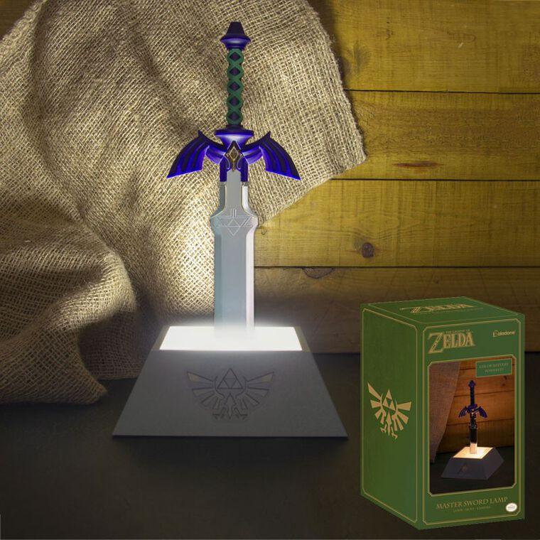 Lampe - Zelda - Epée