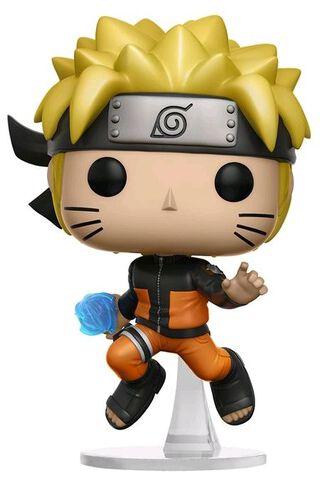 Figurine Funko Pop! N°181 - Naruto - Naruto Rasengan