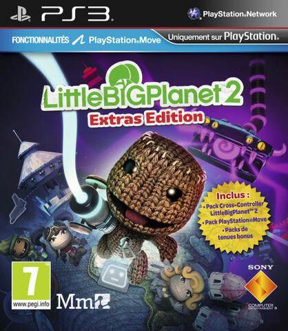 Littlebigplanet 2 Extras Edition Goty