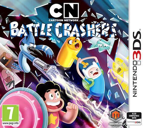 Cartoon Network Battle Crashers sur 3DS, tous les jeux vidéo 3DS ...