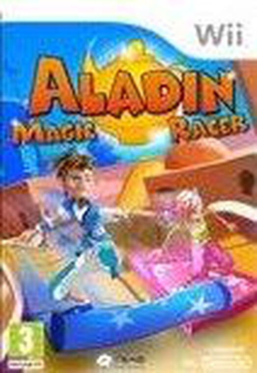 Aladin Magic Racer + Balance Board