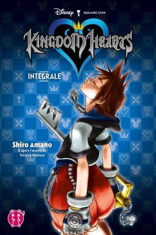 Manga - Kingdom Hearts - L'intégrale