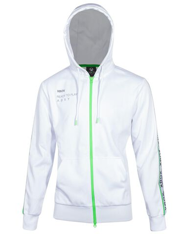 Sweat A Capuche Zippe - Xbox - Team Xbox - Taille S