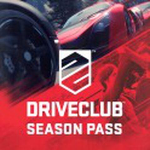 Season Pass - DriveClub