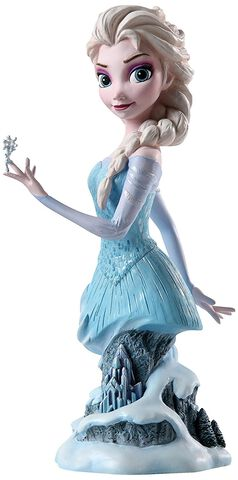 Statuette - La Reine des Neiges - Disney Traditions - Elsa 18 cm