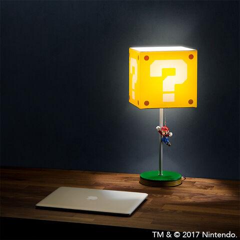 Lampe De Bureau - Mario - Bloc