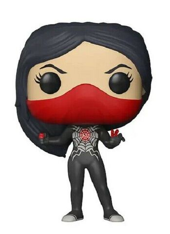 Figurine Funko Pop! N°333 - Marvel - Silk
