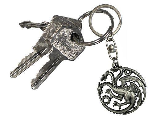 Porte-clés - Game of Thrones - Targaryen 3D