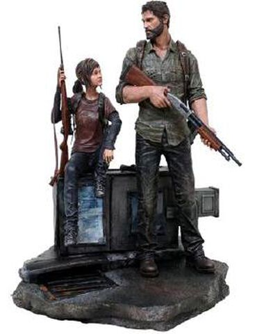 Figurine Collector The Last Of Us