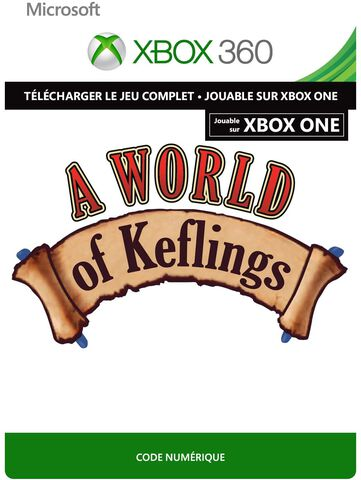 A World of Keflings Digital Xbox 360 à Jouer sur Xbox One - Jeu complet - Version digitale