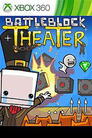 Battleblock Theater Digital Xbox 360 à Jouer Sur Xbox One - Jeu complet - Version digitale