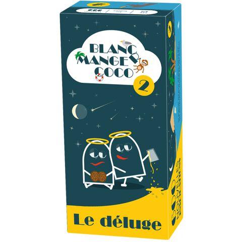 Jeux de Société - Blanc Manger Coco Tome 2 : Le Déluge