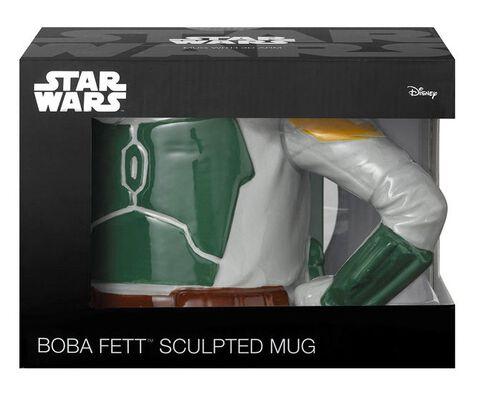 Mug Mata - Star Wars - Boba Fett