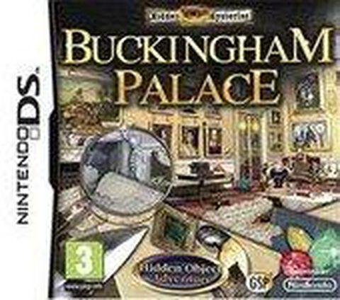 Hidden Mysteries, Buckingham Palace