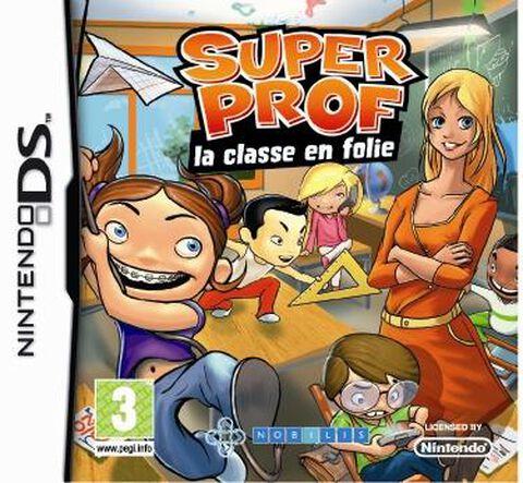 Super Prof, La Classe En Folie