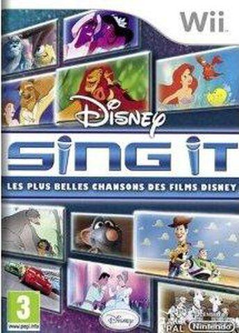 Sing It, Les Plus Belles Chansons Des Films Disney Bundle
