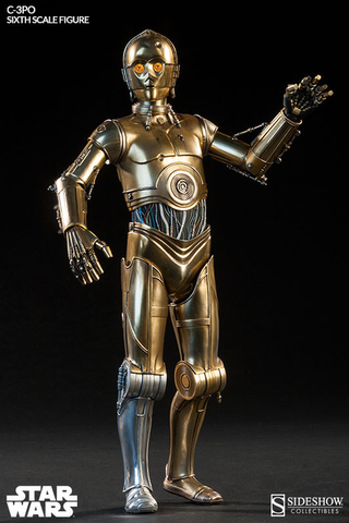 Figurine - Star Wars - C-3PO 30 cm
