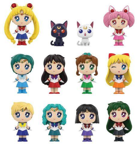 Figurine Mystere - Sailor Moon S2 - Mystery Mini