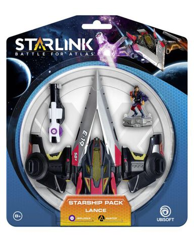 Figurine Starlink Pack Vaisseaux Lance Toys