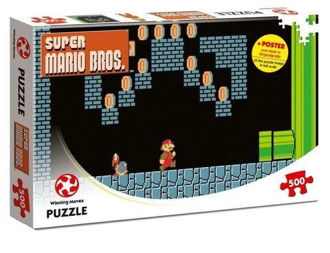 Puzzle - Super Mario Bros - 500 pièces
