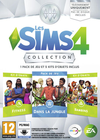 Les Sims 4 Collection #6