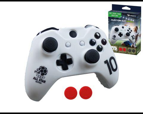 Custom Kit Football Blanc