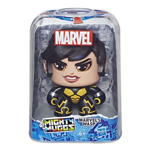 Figurine - Marvel - Mighty Muggs Guêpe