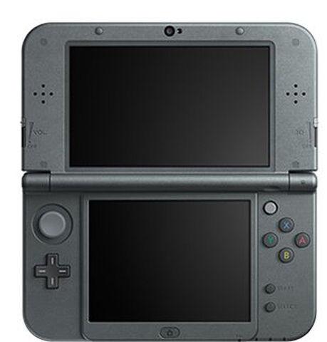 Nintendo New 3DS XL Noir Métallique - Occasion