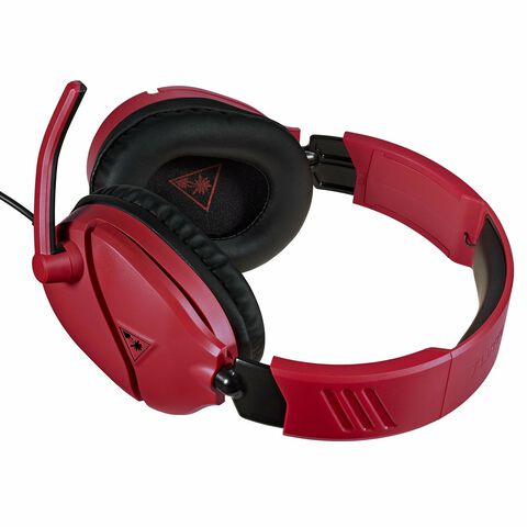 Casque Rouge Minuit Turtle Beach Recon 70n Compatible Switch