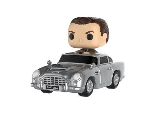 Figurine Funko Pop! N°44 - James Bond - Ride Sean Connery avec Aston Martin