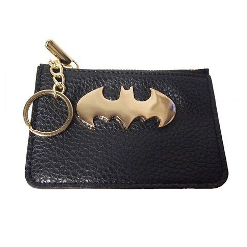 Porte-monnaie - Dc Comics - Batman Gotham Doré
