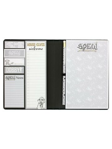Cahier A5 - Harry Potter - Kit Papeterie Dobby