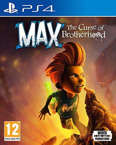 Max The Curse Of The Brotherdood