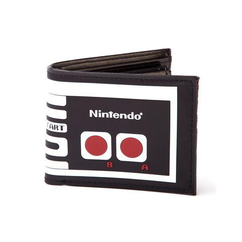 Portefeuille - Nintendo - Controller